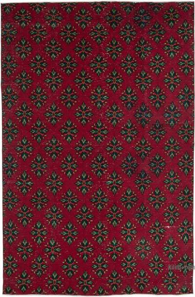 "Turkish Vintage Rug - 6' 6"" x 9' 10"" (78 in. x 118 in.)"