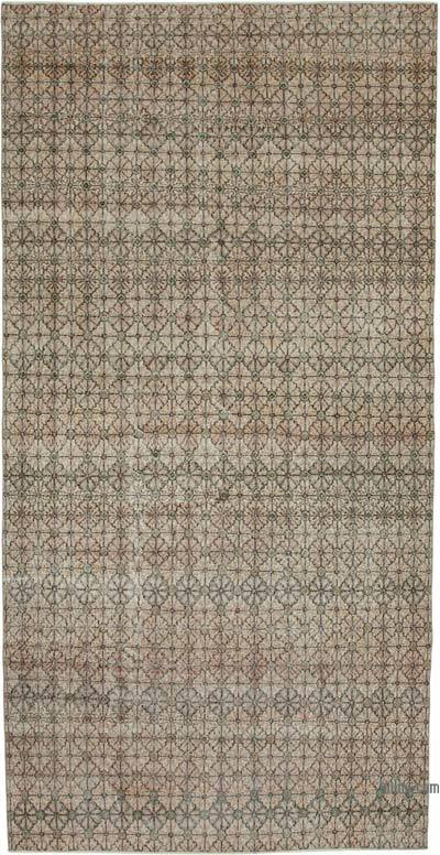 "Turkish Vintage Rug - 6' 2"" x 12' 2"" (74 in. x 146 in.)"