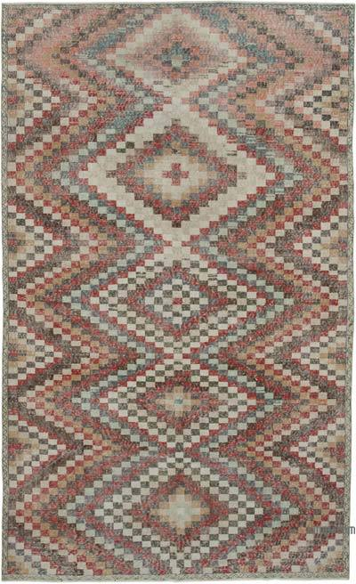 "Turkish Vintage Rug - 6' 4"" x 10' 4"" (76 in. x 124 in.)"