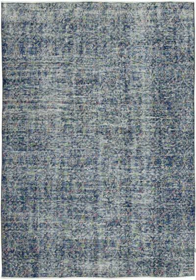 "Turkish Vintage Rug - 4' 11"" x 7'  (59 in. x 84 in.)"