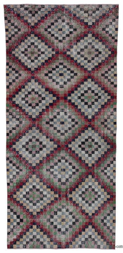 "Turkish Vintage Rug - 4' 8"" x 10'  (56 in. x 120 in.)"