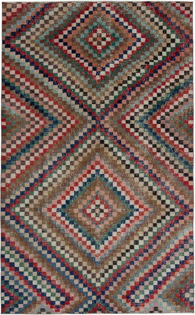 "Turkish Vintage Rug - 5'10"" x 9'6"" (70 in. x 114 in.)"