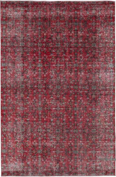 "Turkish Vintage Rug - 6' 1"" x 9' 3"" (73 in. x 111 in.)"