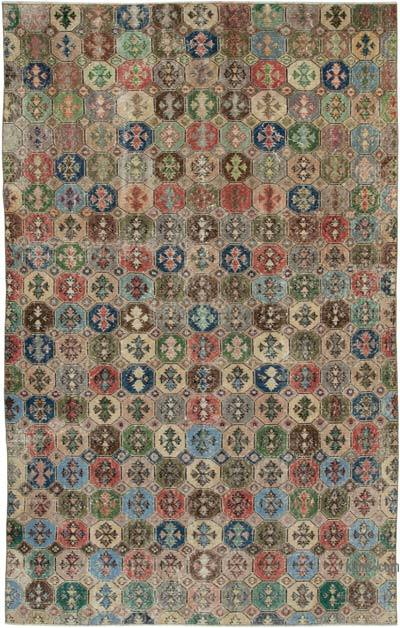 "Turkish Vintage Rug - 5'11"" x 9'5"" (71 in. x 113 in.)"