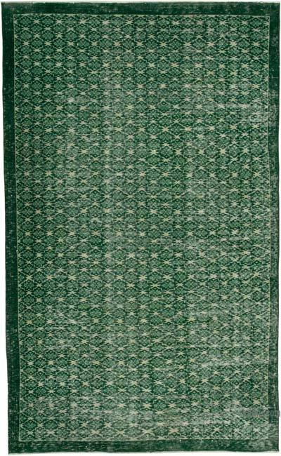 "Retro Vintage Area Rug - 5' 8"" x 9' 3"" (68 in. x 111 in.)"
