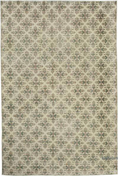 "Retro Vintage Area Rug - 6' 11"" x 10' 3"" (83 in. x 123 in.)"