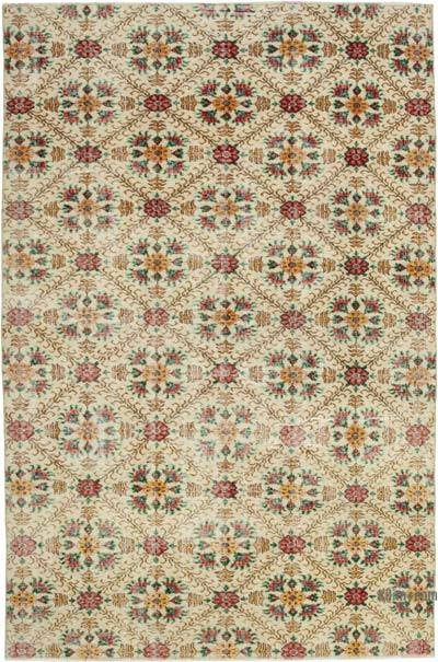 "Turkish Vintage Rug - 5' 7"" x 8' 5"" (67 in. x 101 in.)"