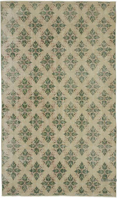 "Retro Vintage Area Rug - 4' 10"" x 8' 2"" (58 in. x 98 in.)"