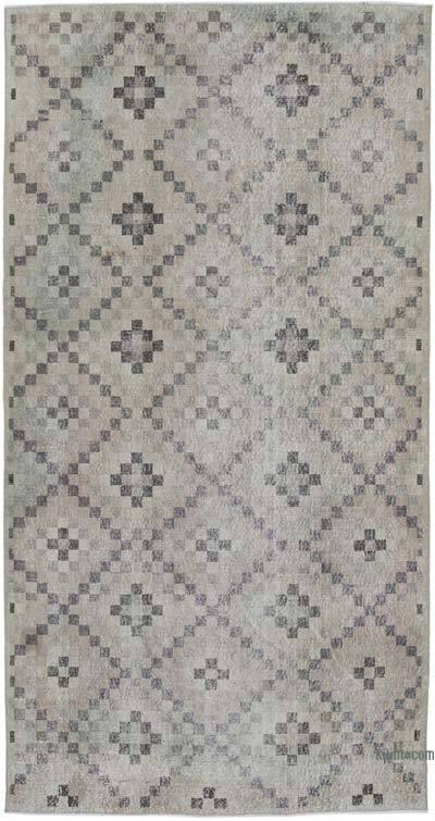 "Turkish Vintage Rug - 5' 4"" x 10' 3"" (64 in. x 123 in.)"