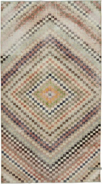 Alfombra Turca Vintage  - 156 cm x 294 cm