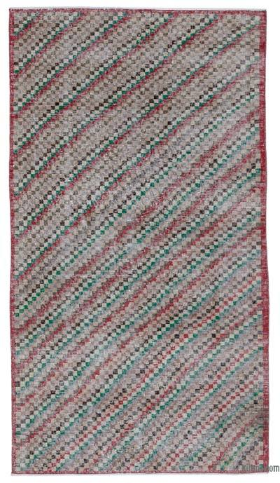 "Turkish Vintage Rug - 3'10"" x 6'11"" (46 in. x 83 in.)"