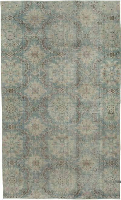 El Dokuma Vintage Halı - 168 cm x 281 cm
