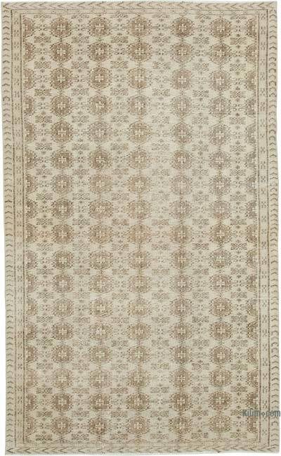 "Retro Vintage Area Rug - 4' 9"" x 7' 10"" (57 in. x 94 in.)"
