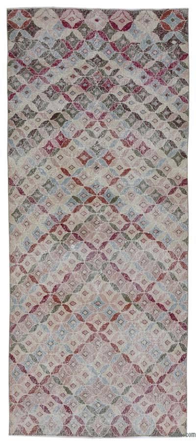 Alfombra Turca Vintage  - 113 cm x 272 cm