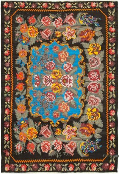Vintage Moldova Kilimi - 237 cm x 345 cm