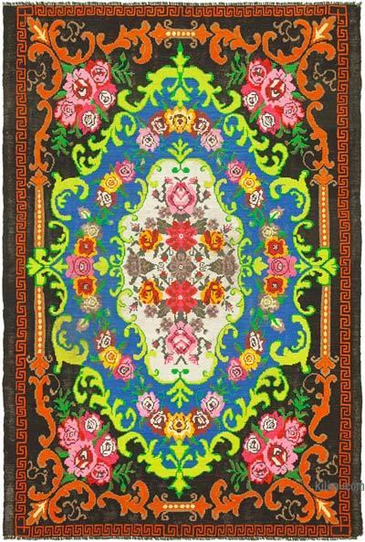 Alfombra Vintage Moldovan Kilim - 223 cm x 330 cm