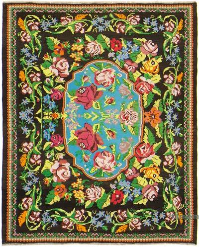 Alfombra Vintage Moldovan Kilim - 215 cm x 258 cm