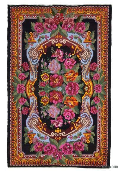 Vintage Moldova Kilimi - 242 cm x 386 cm