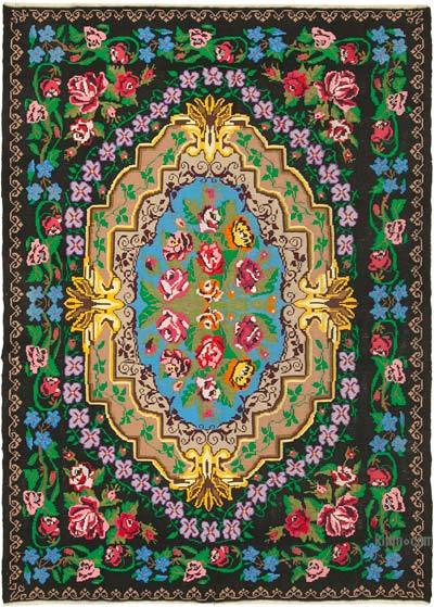 Alfombra Vintage Moldovan Kilim - 230 cm x 316 cm
