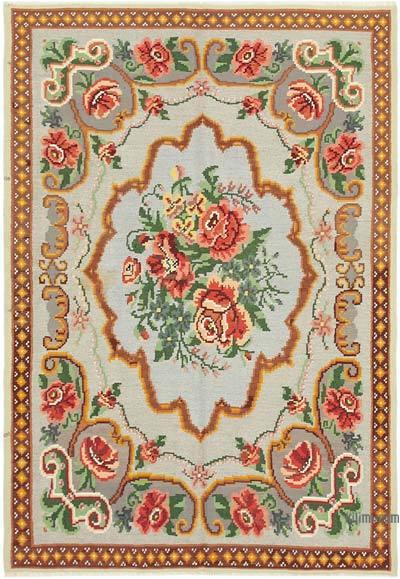 Alfombra Vintage Moldovan Kilim - 158 cm x 228 cm