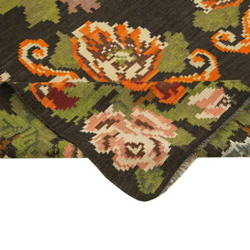 Çok Renkli Vintage Moldova Kilimi - 180 cm x 333 cm - K0039023