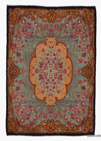 Alfombra Vintage Moldovan Kilim - 210 cm x 311 cm