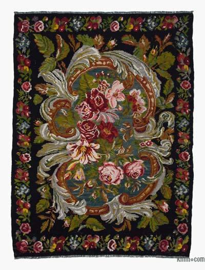 Alfombra Vintage Moldovan Kilim - 180 cm x 251 cm