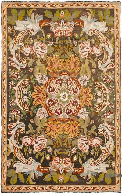 Alfombra Vintage Moldovan Kilim - 222 cm x 348 cm