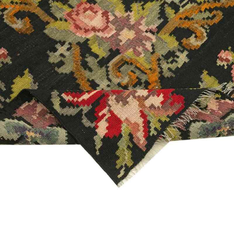 Çok Renkli Vintage Moldova Kilimi - 194 cm x 330 cm - K0039067