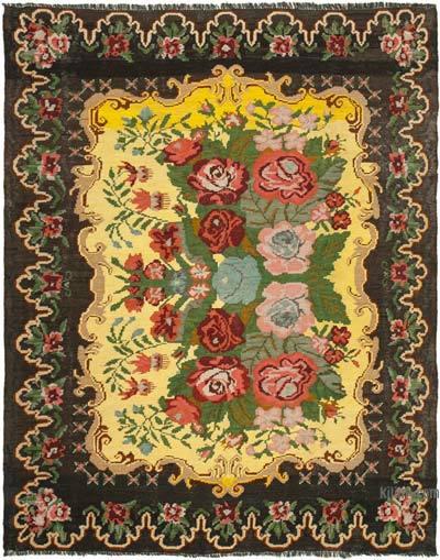 Vintage Moldova Kilimi - 200 cm x 246 cm