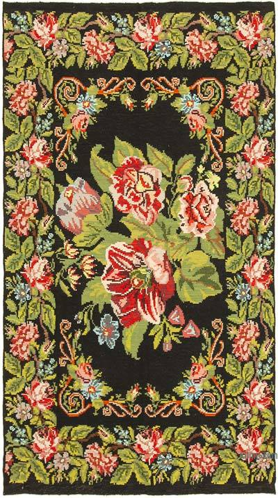 Alfombra Vintage Moldovan Kilim - 173 cm x 310 cm
