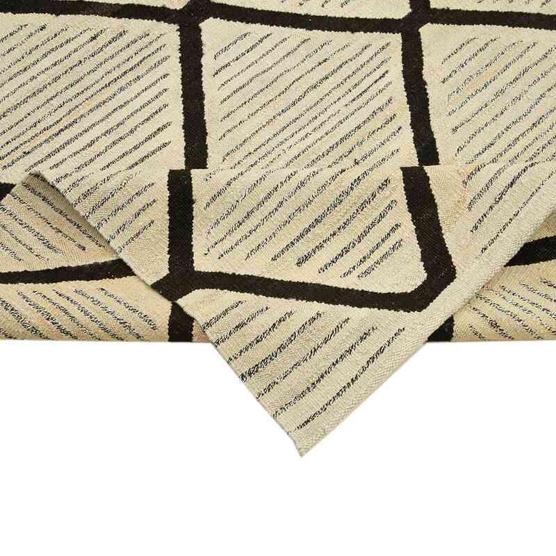 Alfombra Kilim Old Yarn - 244 cm x 310 cm - K0039709