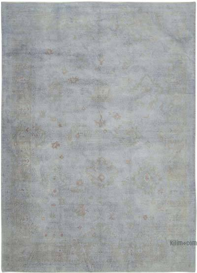 """New Hand Knotted All Wool Oushak Rug - 8' 10"""" x 12'  (106 in. x 144 in.)"""