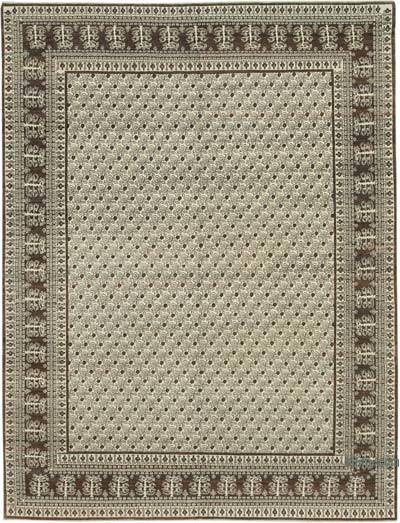 "New Hand Knotted All Wool Oushak Rug - 7' 8"" x 10' 2"" (92 in. x 122 in.)"