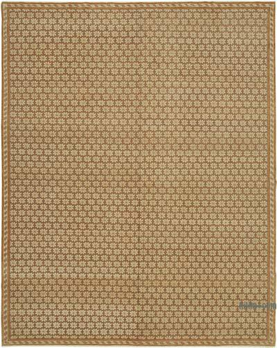 "New Hand Knotted All Wool Oushak Rug - 8'2"" x 9'11"" (98 in. x 119 in.)"