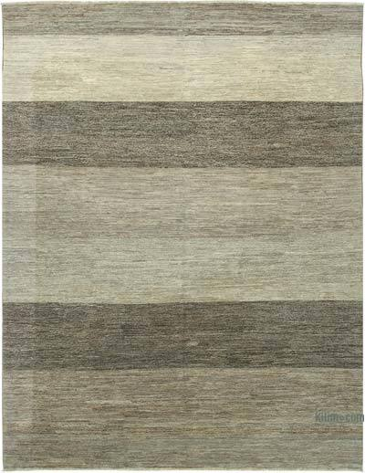 """New Hand Knotted All Wool Oushak Rug - 8' 11"""" x 11' 7"""" (107 in. x 139 in.)"""