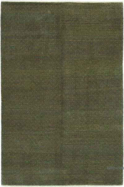 "New Hand Knotted All Wool Oushak Rug - 4' 11"" x 7' 3"" (59 in. x 87 in.)"