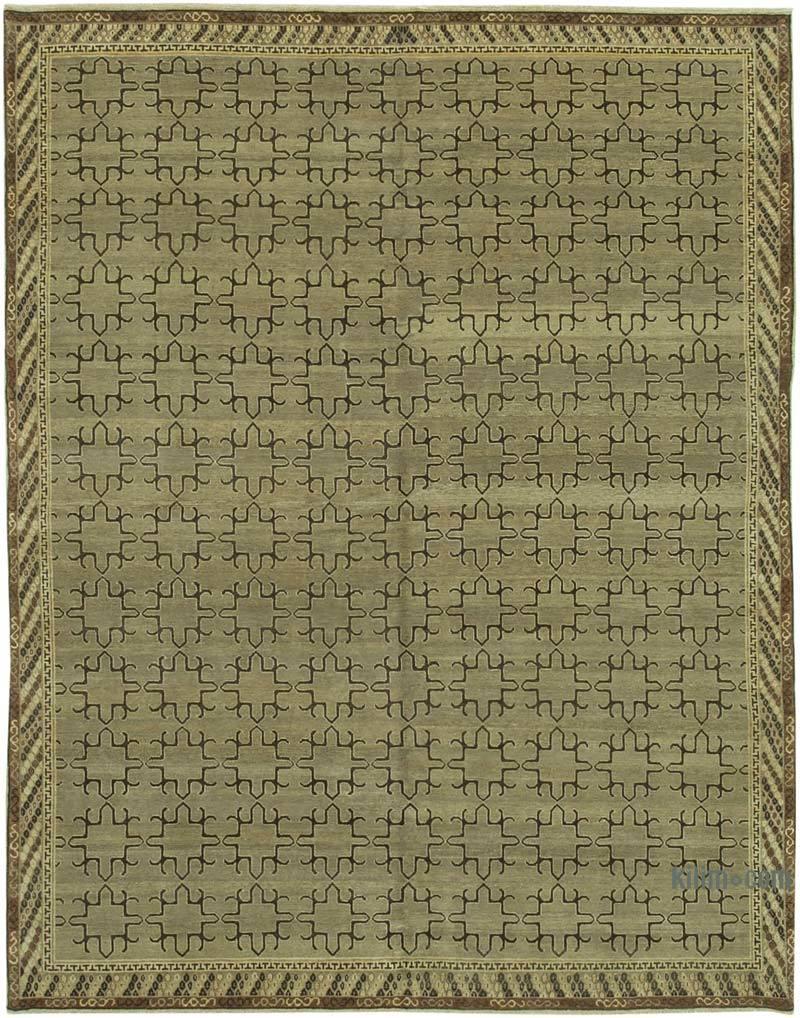 Yeni El Dokuma Uşak Halısı - 243 cm x 308 cm - K0040582