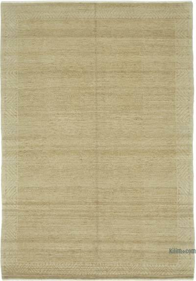 "New Hand Knotted All Wool Oushak Rug - 6'  x 8' 11"" (72 in. x 107 in.)"