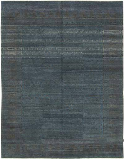 "New Hand Knotted All Wool Oushak Rug - 7' 9"" x 9' 11"" (93 in. x 119 in.)"