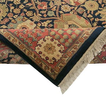 """New Hand Knotted Wool Oushak Rug - 9' 1"""" x 11' 11"""" (109 in. x 143 in.) - K0040673"""