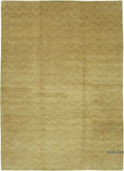 "New Hand Knotted All Wool Oushak Rug - 9'6"" x 13'5"" (114 in. x 161 in.)"