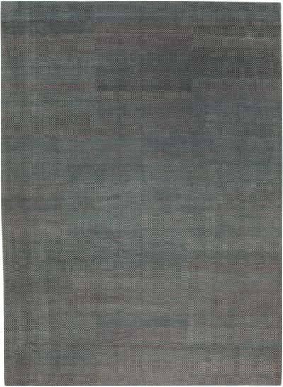 """New Hand Knotted All Wool Oushak Rug - 10'  x 13' 9"""" (120 in. x 165 in.)"""