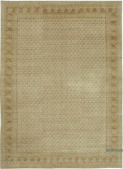 """New Hand Knotted All Wool Oushak Rug - 9' 11"""" x 13' 10"""" (119 in. x 166 in.)"""