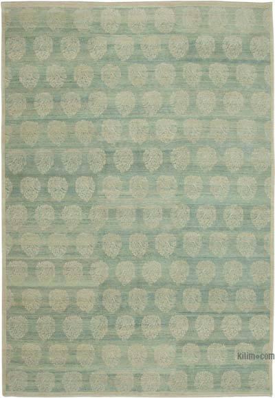 Yeni El Dokuma Uşak Halısı - 301 cm x 435 cm