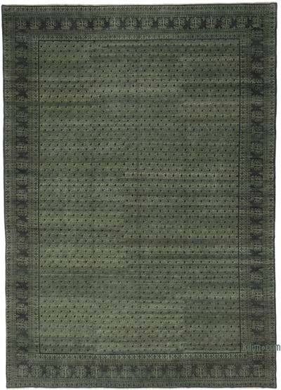 "New Hand Knotted All Wool Oushak Rug - 9' 9"" x 13' 9"" (117 in. x 165 in.)"