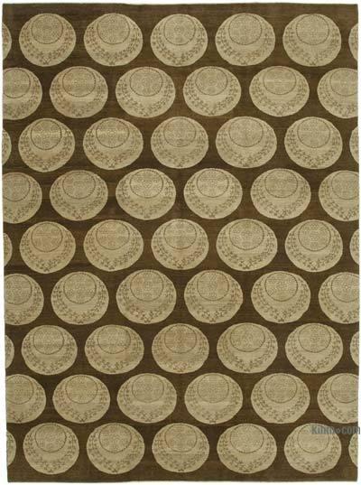 Yeni El Dokuma Uşak Halısı - 270 cm x 365 cm