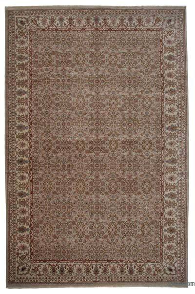 """New Hand Knotted All Wool Oushak Rug - 11'7"""" x 17'9"""" (139 in. x 213 in.)"""