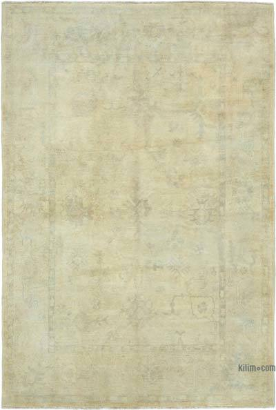 """New Hand Knotted All Wool Oushak Rug - 4' 11"""" x 7' 2"""" (59 in. x 86 in.)"""