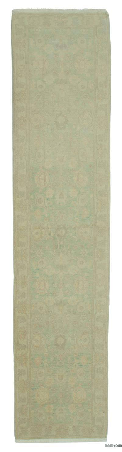 "New Oushak Runner Rug - 2' 8"" x 11' 8"" (32 in. x 140 in.)"